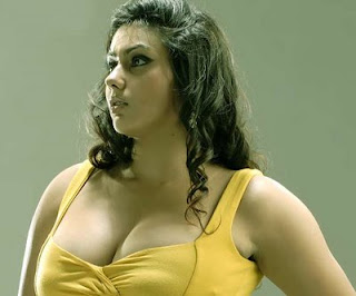 Namitha Big cleavages Photo 2012
