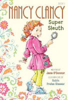 bookcover of Nancy Clancy #1: Super Sleuth  by Jane O'Connor