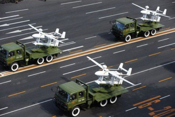 UAV China