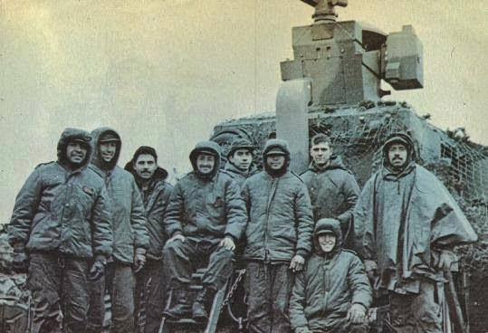 Héroes de Malvinas