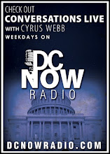 Conversations LIVE on DC Now Radio