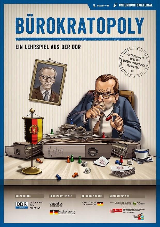 NEU: Bürokratopoly