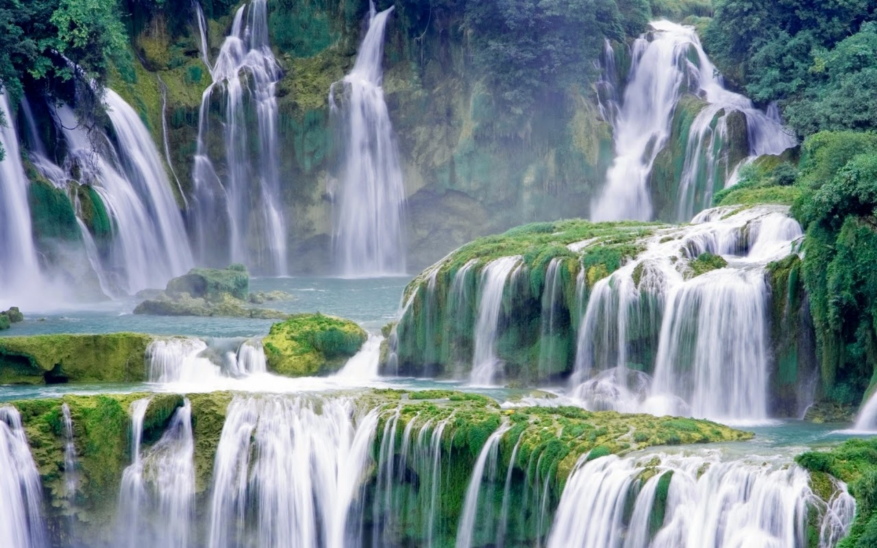 12 Most Beautiful Waterfall Wallpapers For Desktop