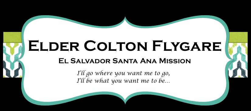 Elder Colton Flygare