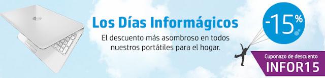 Días informágicos HP Store