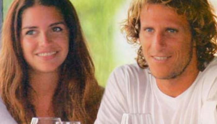 SE ARREPINTIÓ Zaira Nara anuncia en Twitter que no se casa con Diego Forlán