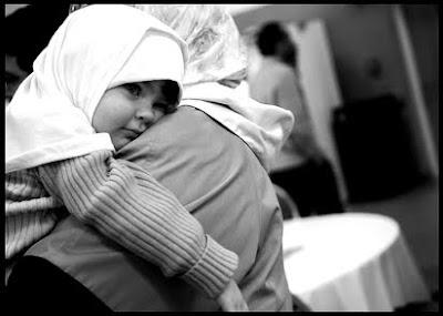 Foto Kasih Sayang Seorang Ibu