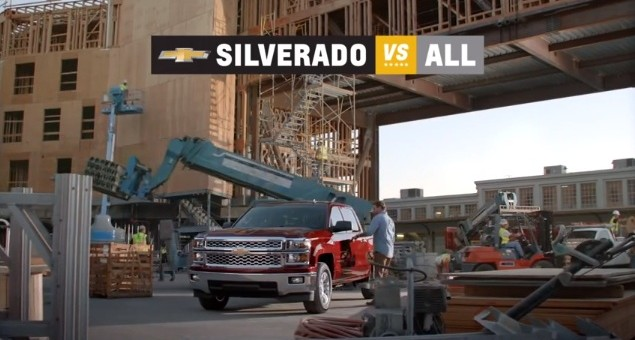 2014 Chevy Silverado Has Best Coverage Plan in America