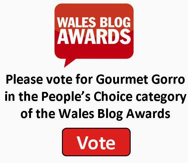 Wales Blog Awards 2014