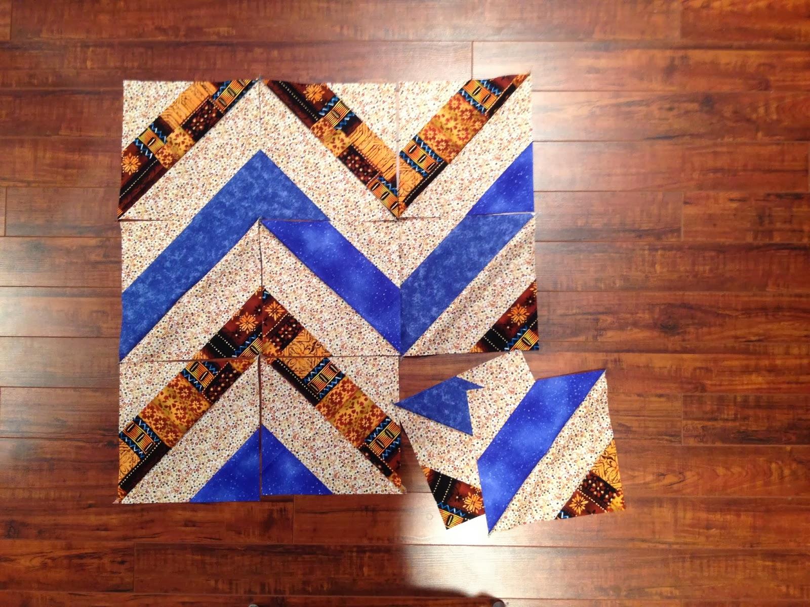 QUILTERS...ENJOY COLOR! : Chevron Strip-Tube : chevron stripe quilt pattern - Adamdwight.com