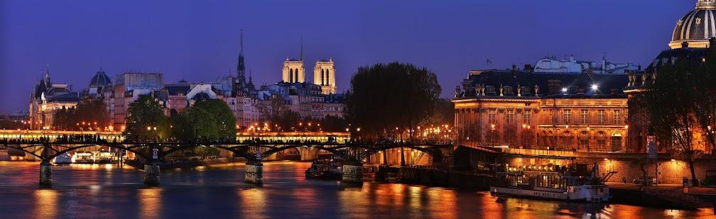 Desde este Café de París un abrazo a todo París