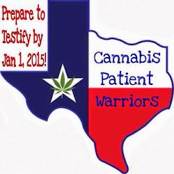 Texas Cannabis Patient Warriors