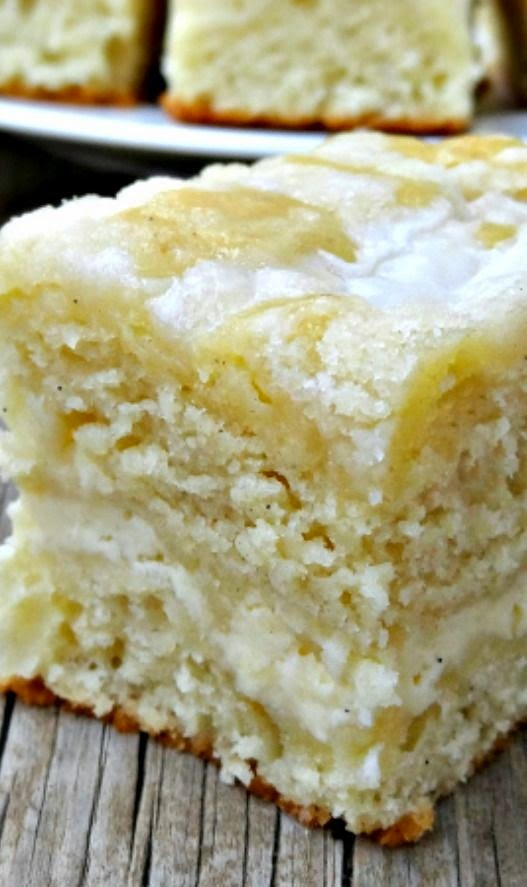 Cream Cheese Coffee Cake | FoodGaZm..