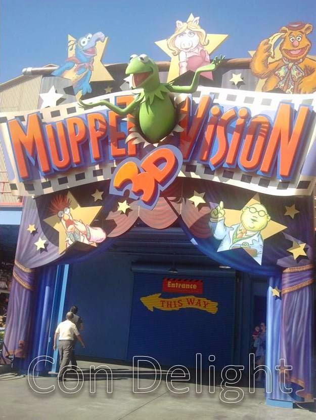muppet show disneyland