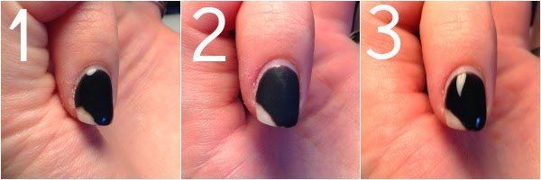 Lulu & Sweet Pea: How to repair a chipped gel nail