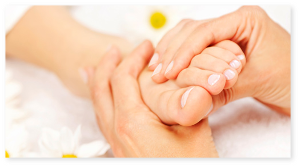 Beneficiile masajului plantar
