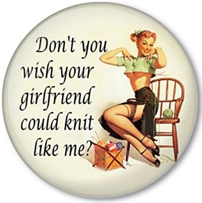 Sexy knitting