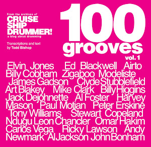 NEW CSD! BOOK: 100 Grooves