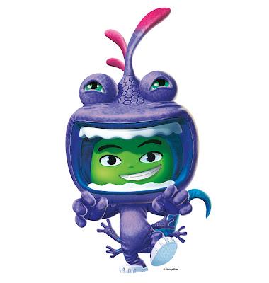 Disney Universe Monstruos