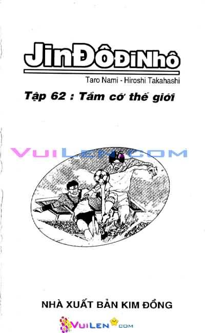 Jindodinho - Đường Dẫn Đến Khung Thành III Tập 62 page 1 Congtruyen24h
