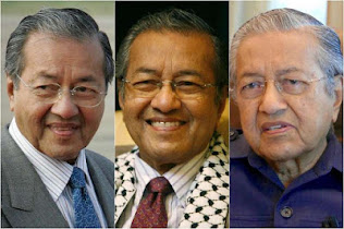 Dr Mahathir Mohamad shares his secret to looking young