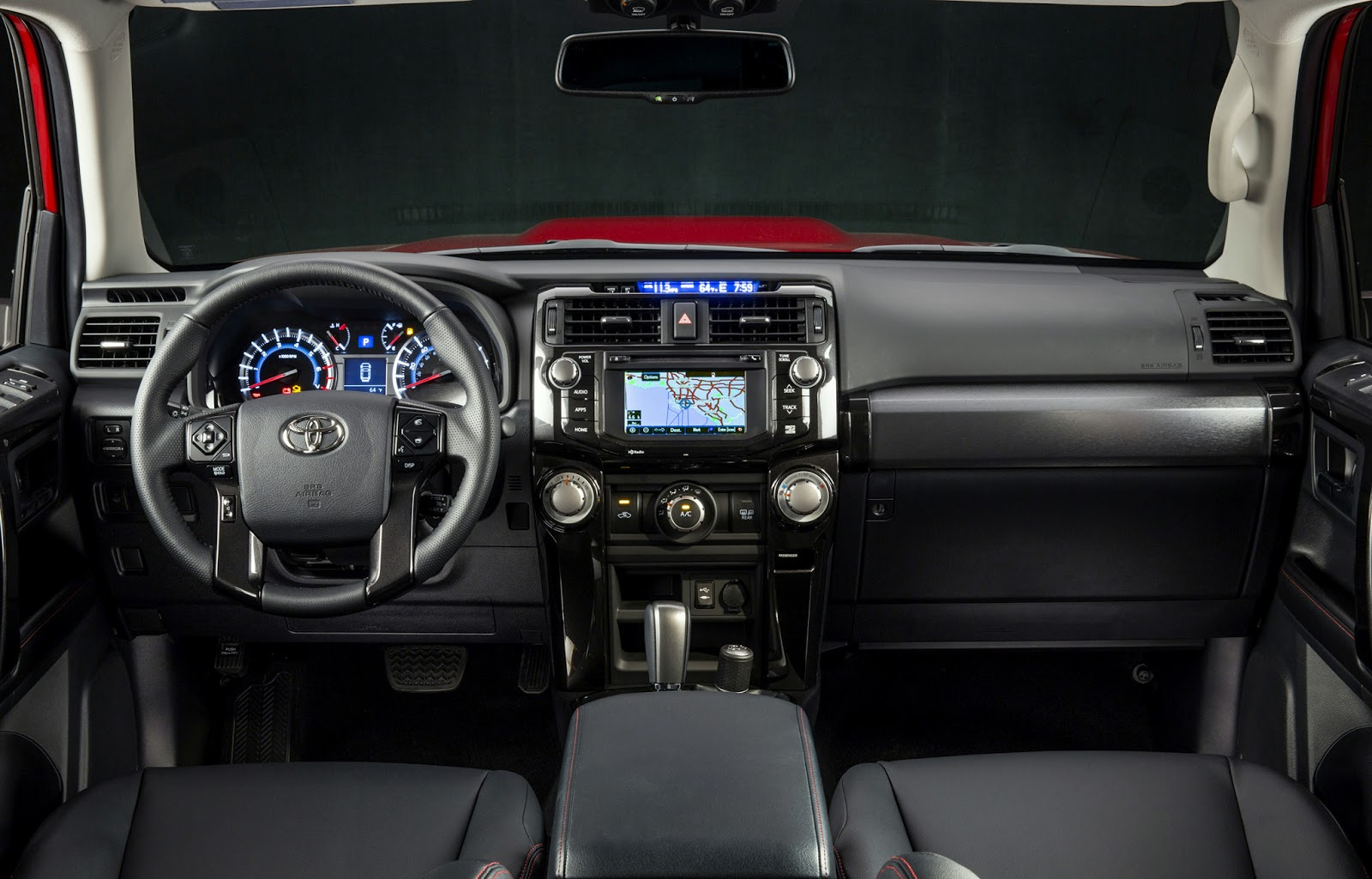 Toyota intros new 2014 4 runner at music festival