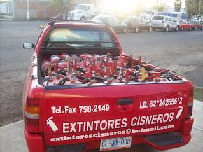 Extintores Cisneros