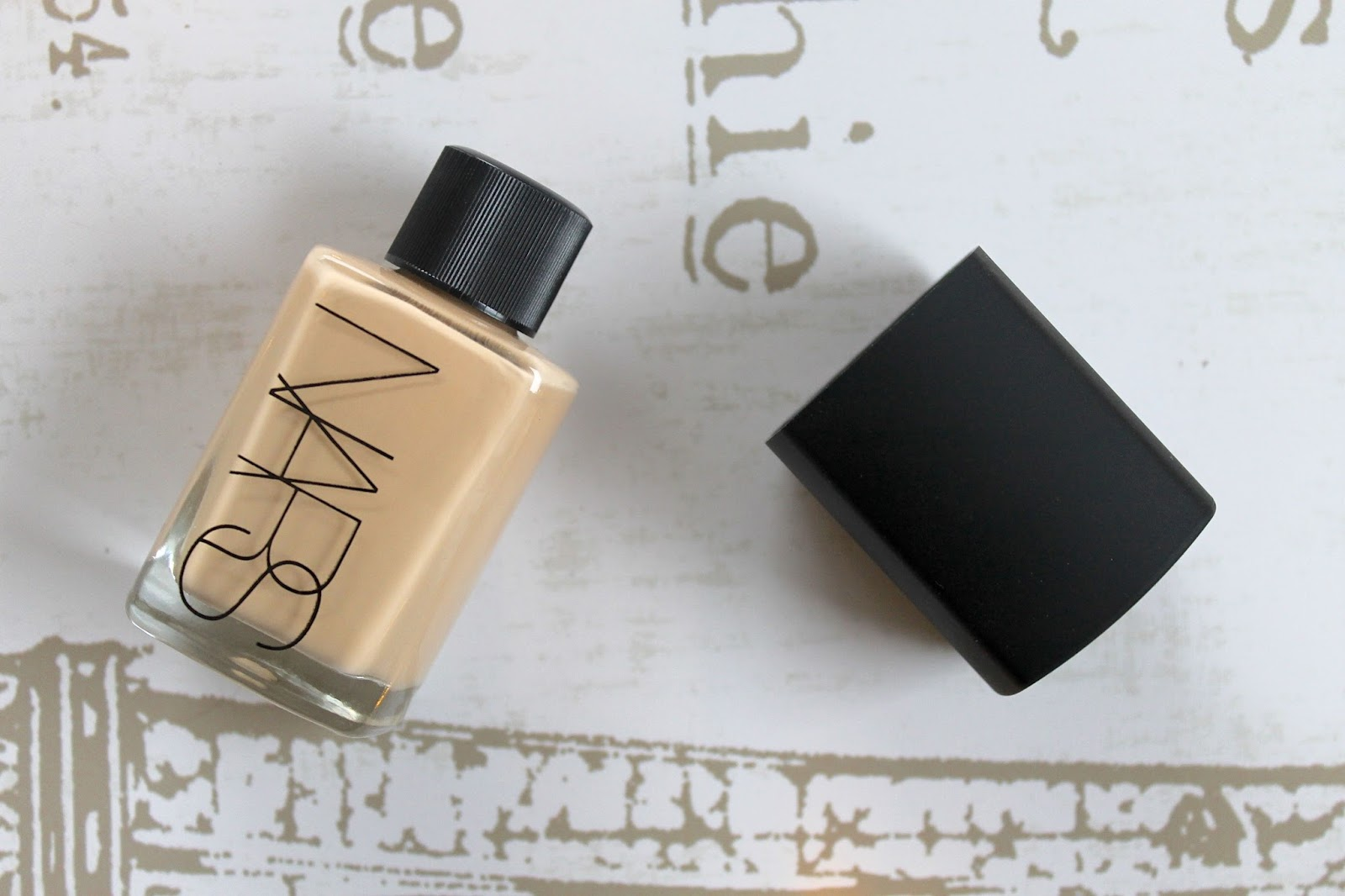 NARS Sheer Glow blog review