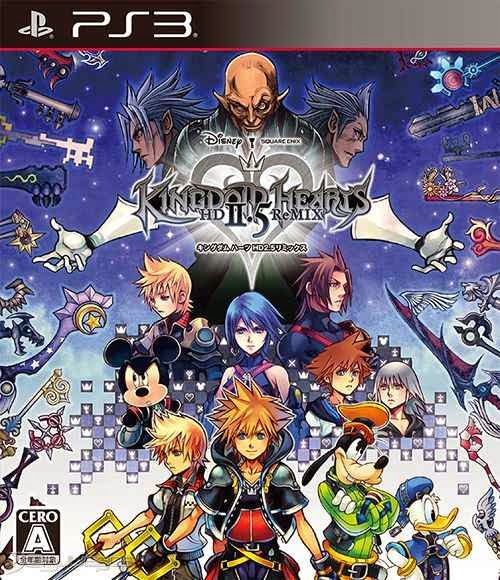 Kingdom Hearts HD 2.5 ReMIX [PS3] [USA] [4.65]