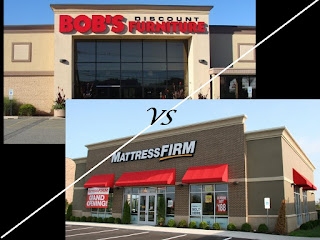 Ramblings Thoughts, Review, Video, Customer Service, Company, Mattress, Mattress Firm, Bob's Discount Furniture, Honest Opinion
