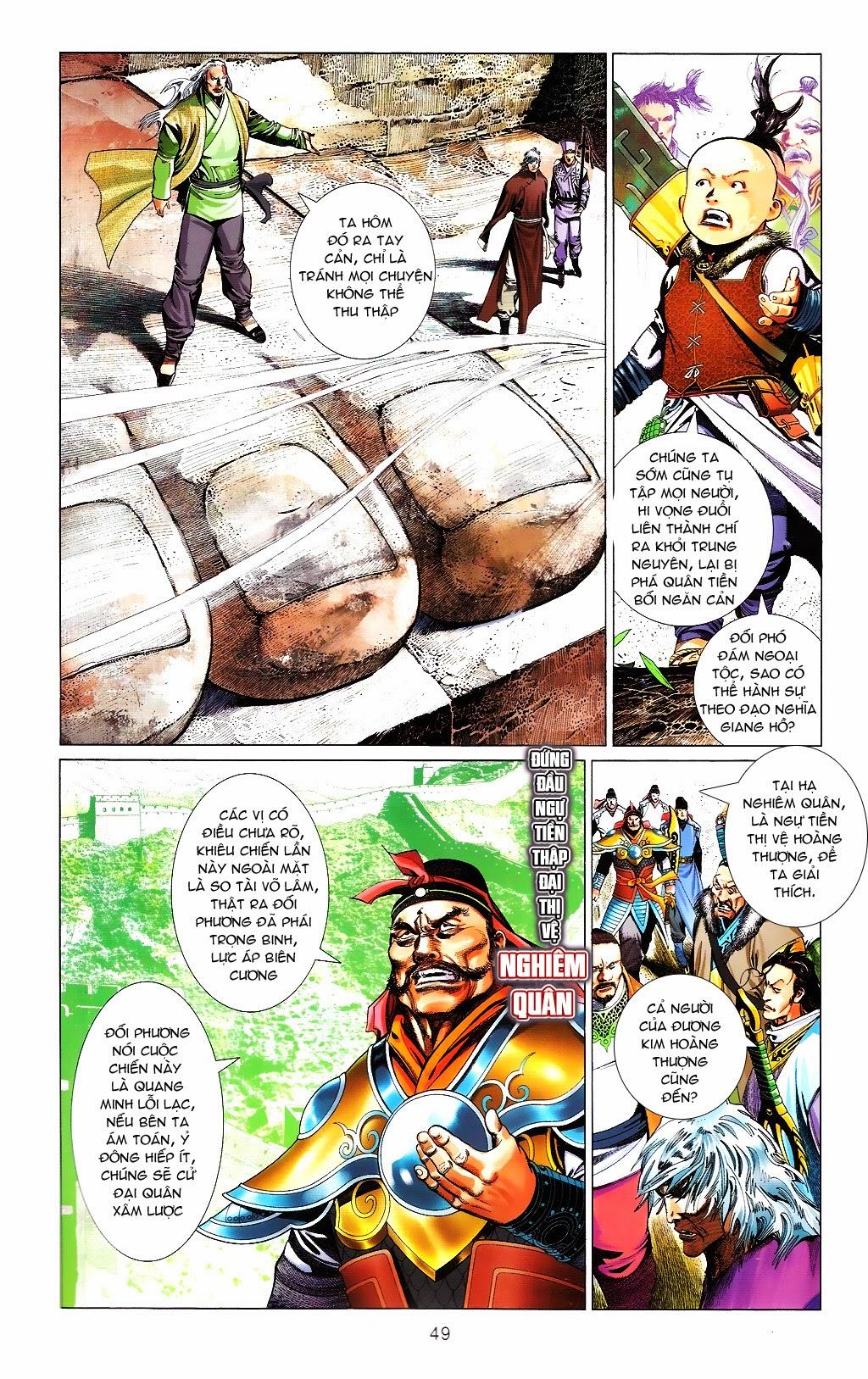 Phong Vân chap 664 Trang 49 - Mangak.info