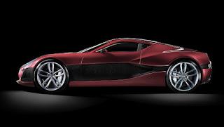Rimac Automobili Concept