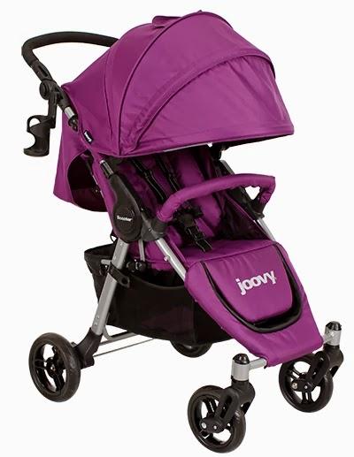 joovy scooter stroller purpleness
