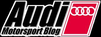 Audi Motorsport Blog