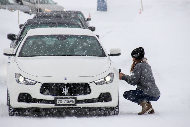 Maserati Snow & Ice