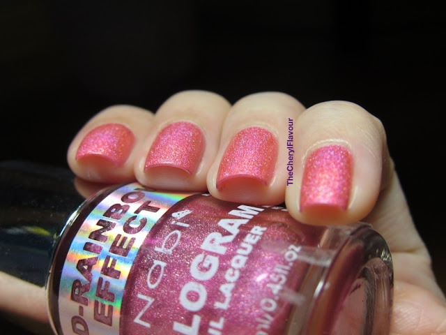 Nabi Holographic Hot Pink