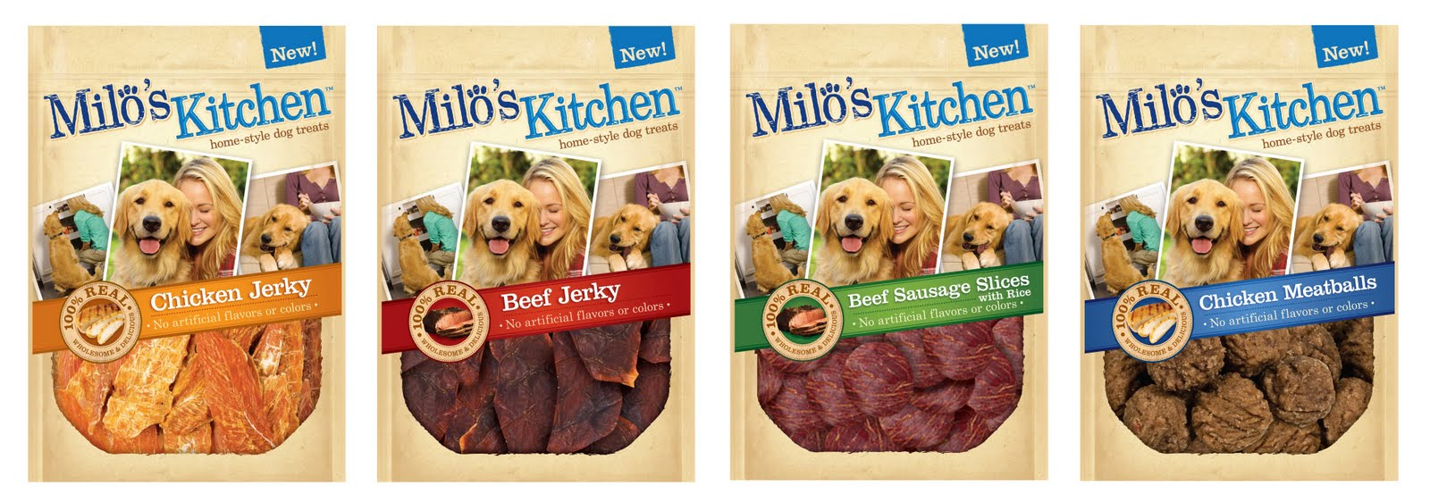Milo\'s Kitchen™ home-style dog treats Review & Giveaway | MOMFILES.com