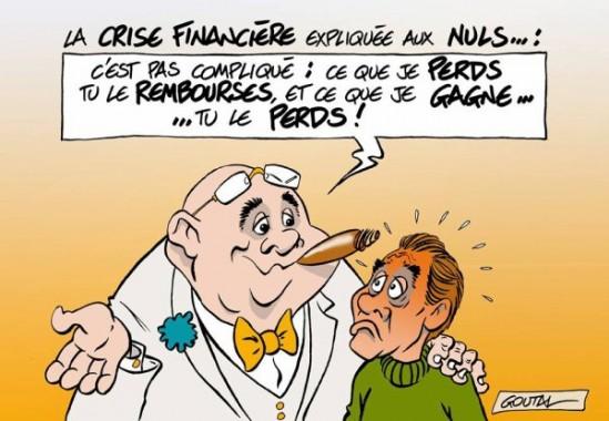 Crise financière