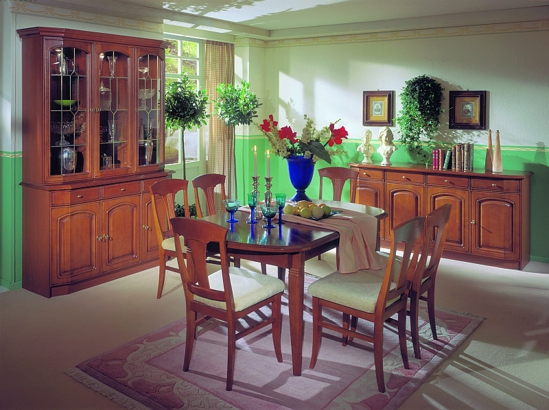 Feng shui in interior dining room Feng shui dining room colors