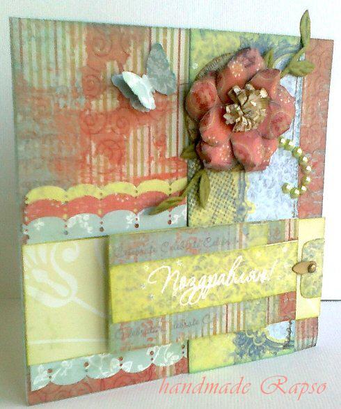 Как делают поздравительные открытки