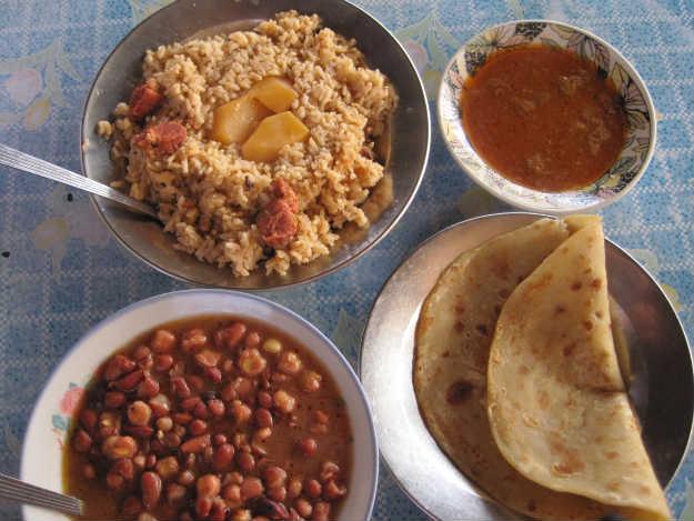 High Kenyan Food