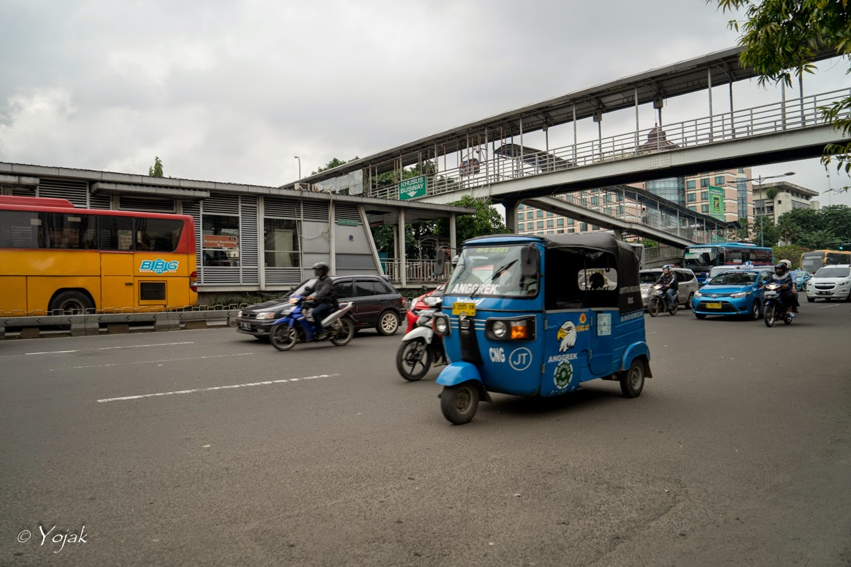 bajaj à Jakarta