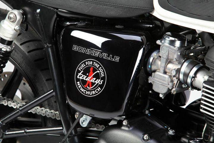 Motographite Triumph Bonneville Tridays Quot Street Racer Quot By Lsl