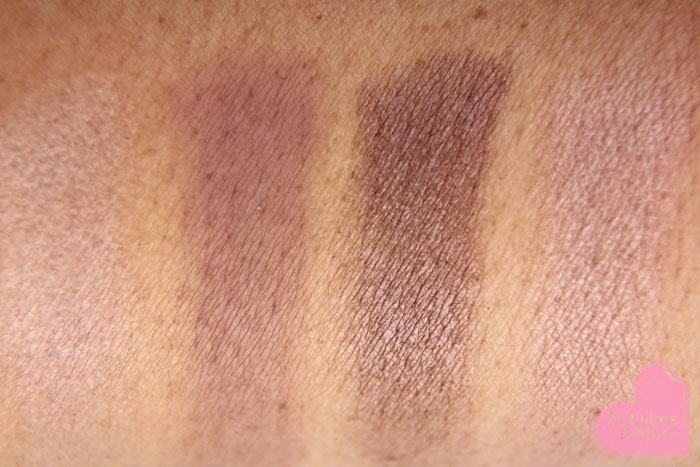 Mac eyeshadow, shroom, quarry, satin taupe, naked lunch, Mac Haul, mac, mac cosmetics, swatch, makeup and beauty blog, beauty blog, beauty channel, makeup guru, asian eyes, asian monolid, single lid, makeup tutorial, makeup reviews, product reviews, cosmetics, make up, makeup, maquillage, tuto, tutorial, tutoriel, yeux, asiatique, futilitiesandmore.blogspot.com, futilities and more, futilitiesandmore, futilitiesmore