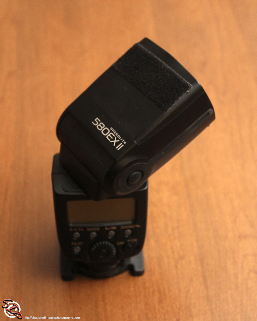 how to use canon 580ex ii