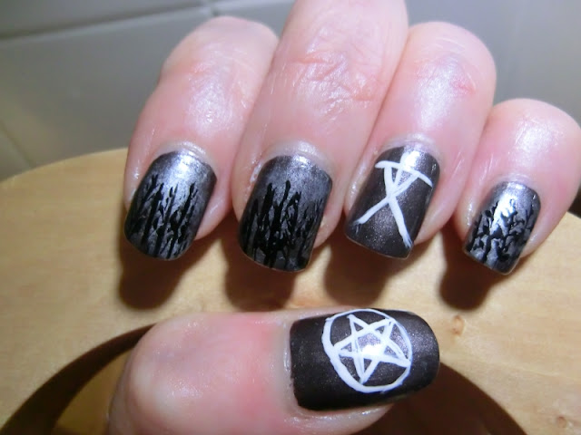 Blair-Witch-Project-Nail-Art