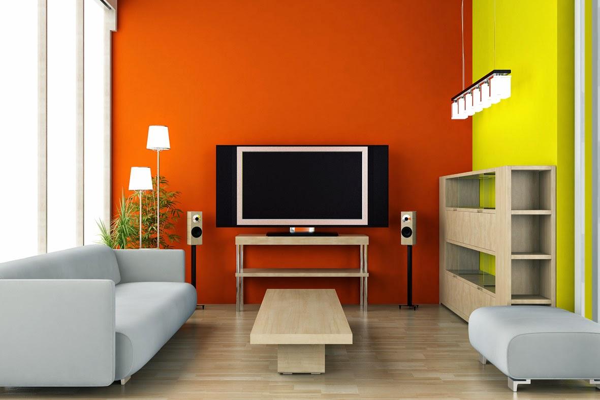 Naranja y Amarillo