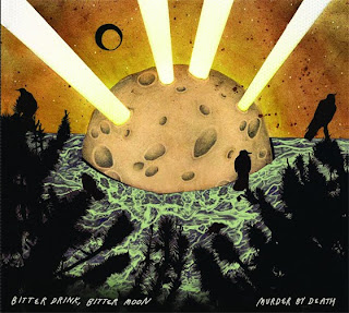 Murder By Death - 'Bitter Drink, Bitter Moon' CD Review (Bloodshot Records)