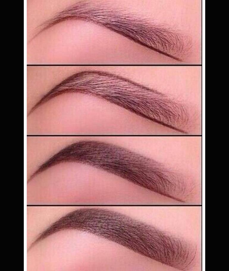 How to put brow liner on – World novelties makeup 2017