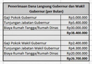 biaya party jokowi rumah dinas